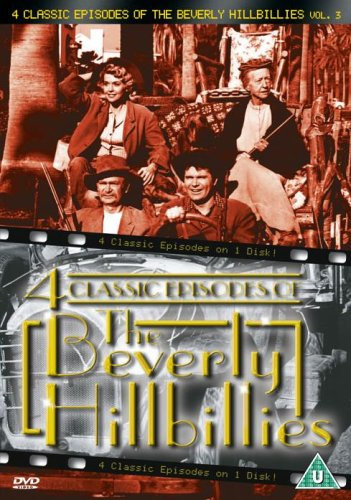 Beverly Hillbillies - 4 Classic Episodes - Vol. 3