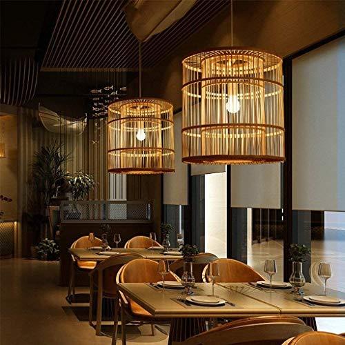 XQY Haushalts-Kronleuchter, Café-Bar-Restaurant mit Kronleuchtern, chinesischer Vogelkäfig-Antik-Restaurant-Kronleuchter-Hotel-Zen-Teeraum-Café-Dekorations-Deckenleuchte