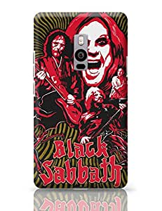 PosterGuy OnePlus Two Case Cover - Black Sabbath | Designed by: RJ Artworks