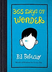 365 Days of Wonder by R J Palacio (2014-08-28)
