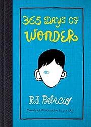 365 Days of Wonder by R J Palacio (2014-08-28)