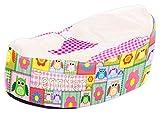 Il nostro nuovo e lussuoso gufo patchwork peluche morbido gaga Baby poltrona a sacco, in esclusiva per rucomfy, si compone di un morbido tessuto alla zona salotto che significa il vostro prezioso bambino potrà rilassarsi con il massimo comfor...