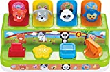 #7: Baybee Pop-up Activity Bugs | Play Favorites Busy Poppin Pals | Brilliant Basics Pop-up Activity Colorful Animal Shapes & Colors Early Development Toys