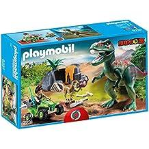 PLAYMOBIL 9231–T-Rex Ataque