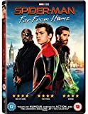 Spider-Man: Far From Home [DVD] [2019] only £9.99 on Amazon