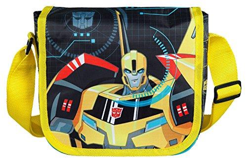 Undercover TFUV7293 Kindergartentasche, Transformers, ca. 21 x 22 x 8 cm