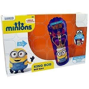 Les Minions – Bop Bag King Bob – Punching Ball Gonflable – 80 cm