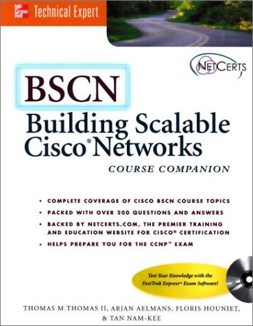 Building Cisco Scalable Networks (McGraw-Hill Technical Expert) por Thomas M. Thomas