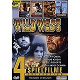 Wild West - 4 Spielfilme Collection