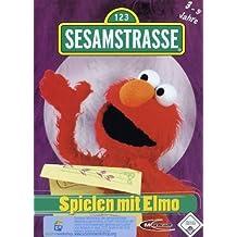 Sesamstraße - Spielen mit Elmo