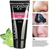 [Envio GRATIS] Limpieza profunda Eliminar espinilla succión Máscara facial Blanqueamiento Mud // Deep Cleansing Remove Blackhead Facial Mask Suction Whitening Mud