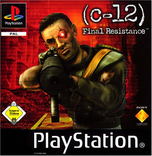 Sony Computer Entertainment C-12 - Final Resistance