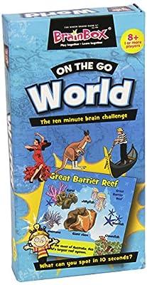 Brainbox-on The Go au Monde