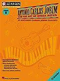 Jazz Play Along Volume 8 Antonio Carlos Jobim & The Art Of Bossa Nov (Hal Leonard Jazz Play-Along)