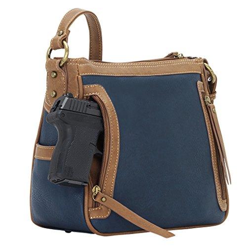 Banadana From American West  Êcross-body Bags, Sacs bandoulière femme bleu marine