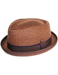 27ffb94db4d Dasmarca Summer Porkpie Straw Hat