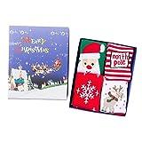 Lispeed Weihnachtsstrümpfe -socken Weihnachten Socken Christmas Stocking Sportsocken für Damen Herren