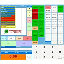 TOUCH EPOS SOFTWARE For RESTAURANT, TAKEAWAY CAFE