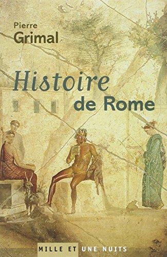Histoire de Rome par Pierre Grimal