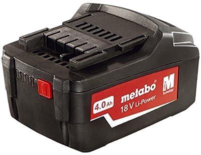 Metabo 625591000 18 V 4.0Ah Li-Ion Battery