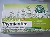 DR.KOTTAS Thymiantee mit Spitzweg.u.Eukalypt.Fbt 20ST