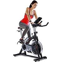 Preisvergleich für Sportstech Profi Indoor Cycle SX200 mit Smartphone App+Google Street View, 22KG Schwungrad,Armauflage,Pulsgurt kompatibel-Speedbike mit flüsterleisem Riemenantrieb-Fahrrad Ergometer bis 125Kg