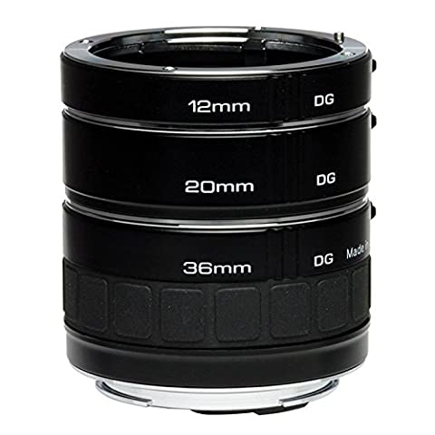KENKO Kit Tubes Allonges DG Canon AF