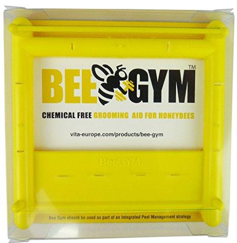 Bee Gym - chemical free Varroa Mite control for beekeepers, beehive use, bee colonies, apiaries, bees, honeybees. 1