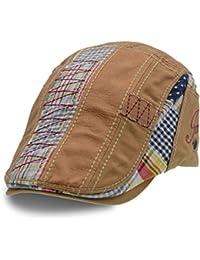 Stetson Coppola Texas Millbury Check Berretto Piatto Cappello Estivo · EUR  59 3f8af6ec1f36