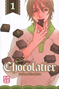 Heartbroken Chocolatier Edition simple Tome 1