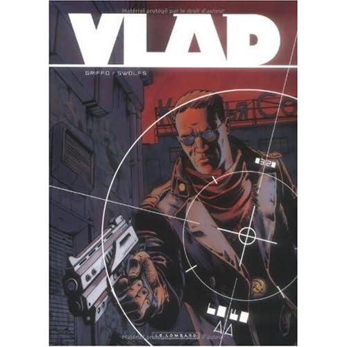 Vlad (Intégrale) - tome 1 - VLAD INTEGRALE
