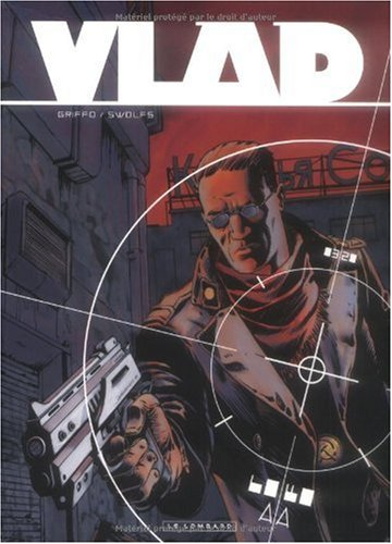 Vlad (Intégrale) - tome 1 - VLAD INTEGRALE par Swolfs Yves