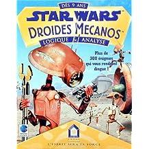 Star Wars : Droides Mecanos