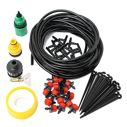 king-do-way-micro-flow-drip-watering-irrigation-kits-system-self-plant-garden-hose-watering-kits