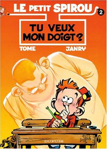 Le Petit Spirou, tome 2 (5,7 euros au lieu de 8,2 euros)