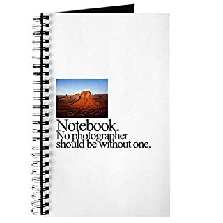 CafePress - &Quot;Ansel Adams&Quot; - Spiral Bound Journal Notebook, Personal Diary, Dot Grid