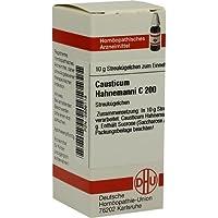 CAUSTICUM HAHNEMANNI C 200 Globuli 10 g preisvergleich bei billige-tabletten.eu