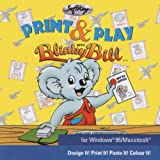 Picture Of Blinky Bill Print & Play
