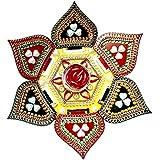 Kriti Creations Acrylic Folding Rangoli