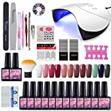 Quality Professional Nail Art Set Kits Review and Comparison