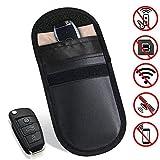 Segnale sistema di bloccaggio di sicurezza, 100% Defender auto portachiavi RFID amplificatore di segnale e segnale GPS Tracker bag, Smartkey KEYLESS antifurto bloccaggio segnale Jammer