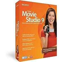 Sony Vegas Movie Studio 9 (Student / Teacher) (PC CD)