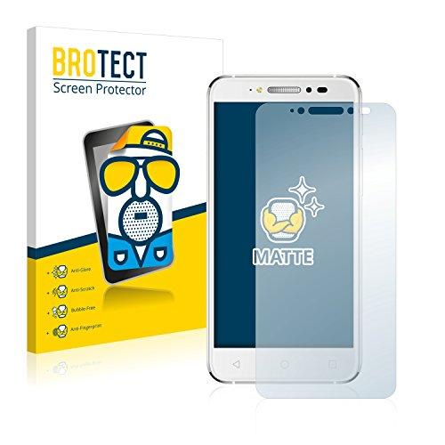 BROTECT Entspiegelungs-Schutzfolie kompatibel mit Alcatel Shine Lite 5080X (2 Stück) - Anti-Reflex, Matt