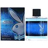 Playboy Super Men Eau de Toilette 100 ml, 1er Pack (1 x 100 ml)