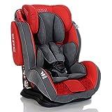 LCP Kids Auto-Kindersitz GT 9-36 kg mit Schlafposition; Farbe: Rot