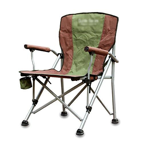 ZCJB Chaise Pliante en Plein Air Réglable Arrière Portable Chaise De Plage Chaises De Camping Chaise De Pêche Fauteuil
