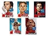 Dexter - Season/Staffel 1-5 deutsch [20DVDs]
