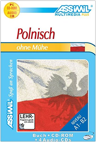 Polnisch ohne Mühe. Multimedia-P...