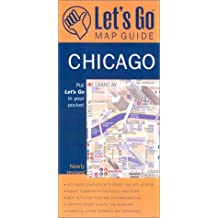 Let's Go Map Guide Chicago (3rd Ed.) (Let's Go: Pocket City Guide Chicago)
