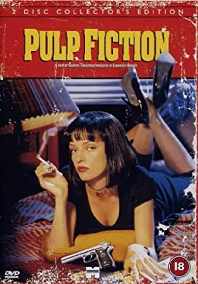 Pulp Fiction Collectors Edition [DVD]